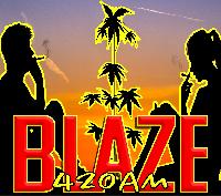 "Blaze 420 AM…""We Lit"""